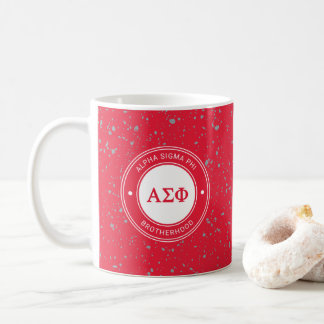 Alpha Sigma Phi | Badge Coffee Mug