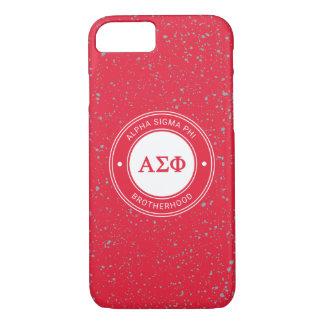 Alpha Sigma Phi | Badge iPhone 7 Case