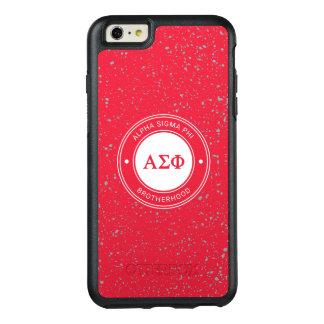 Alpha Sigma Phi | Badge OtterBox iPhone 6/6s Plus Case