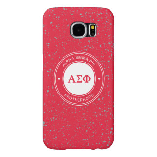 Alpha Sigma Phi | Badge Samsung Galaxy S6 Cases