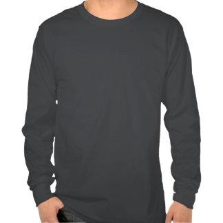 Alpha Sigma Phi Black Letters Tshirt