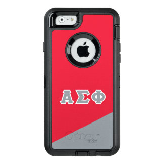 Alpha Sigma Phi | Greek Letters OtterBox iPhone 6/6s Case