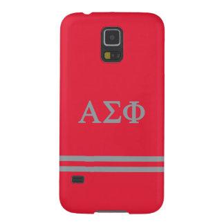Alpha Sigma Phi | Sport Stripe Galaxy S5 Cases