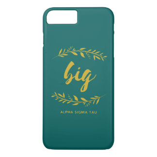 Alpha Sigma Tau Big Wreath iPhone 8 Plus/7 Plus Case