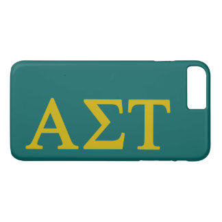 Alpha Sigma Tau Lil Big Logo iPhone 8 Plus/7 Plus Case