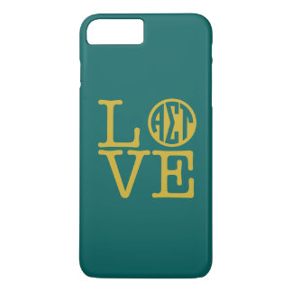 Alpha Sigma Tau Love iPhone 8 Plus/7 Plus Case