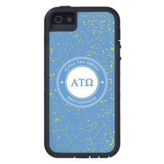 Alpha Tau Omega | Badge iPhone 5 Cases