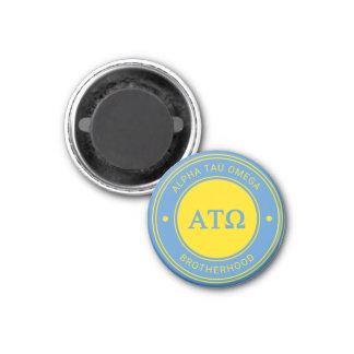 Alpha Tau Omega | Badge Magnet