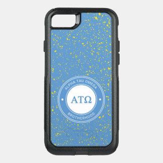 Alpha Tau Omega | Badge OtterBox Commuter iPhone 8/7 Case