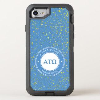Alpha Tau Omega | Badge OtterBox Defender iPhone 8/7 Case
