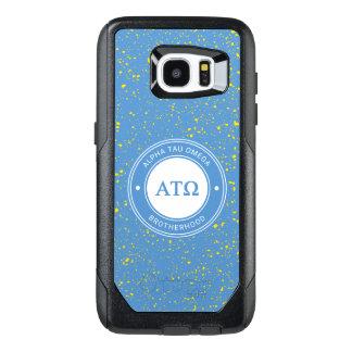 Alpha Tau Omega | Badge OtterBox Samsung Galaxy S7 Edge Case