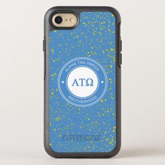 Alpha Tau Omega | Badge OtterBox Symmetry iPhone 8/7 Case