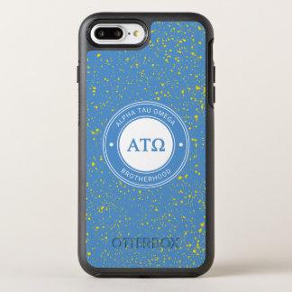 Alpha Tau Omega | Badge OtterBox Symmetry iPhone 8 Plus/7 Plus Case
