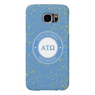 Alpha Tau Omega | Badge Samsung Galaxy S6 Cases
