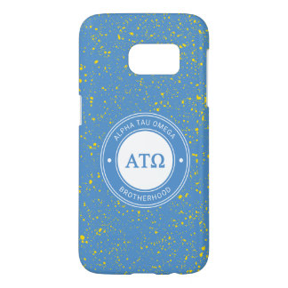 Alpha Tau Omega | Badge Samsung Galaxy S7 Case