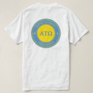 Alpha Tau Omega | Badge T-Shirt