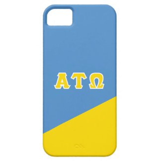 Alpha Tau Omega | Greek Letters Case For The iPhone 5