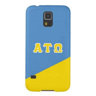 Alpha Tau Omega   Greek Letters Galaxy S5 Cases