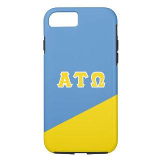 Alpha Tau Omega | Greek Letters iPhone 7 Case