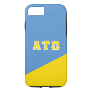 Alpha Tau Omega | Greek Letters iPhone 8/7 Case