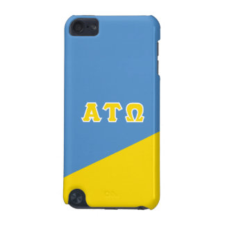 Alpha Tau Omega   Greek Letters iPod Touch 5G Cases