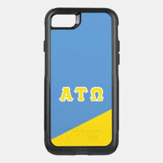 Alpha Tau Omega | Greek Letters OtterBox Commuter iPhone 8/7 Case