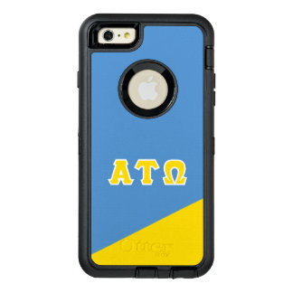 Alpha Tau Omega | Greek Letters OtterBox Defender iPhone Case