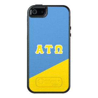 Alpha Tau Omega | Greek Letters OtterBox iPhone 5/5s/SE Case