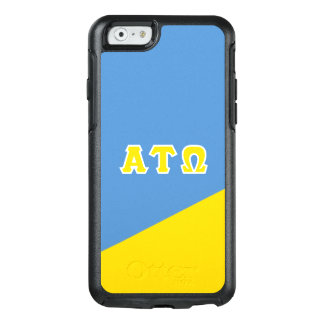Alpha Tau Omega   Greek Letters OtterBox iPhone 6/6s Case