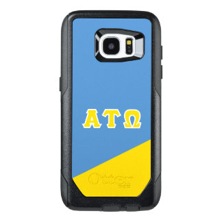 Alpha Tau Omega   Greek Letters OtterBox Samsung Galaxy S7 Edge Case