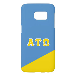 Alpha Tau Omega | Greek Letters Samsung Galaxy S7 Case