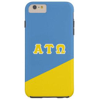 Alpha Tau Omega | Greek Letters Tough iPhone 6 Plus Case