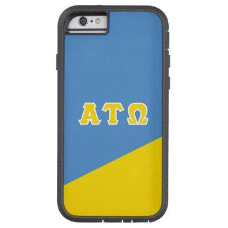 Alpha Tau Omega | Greek Letters Tough Xtreme iPhone 6 Case