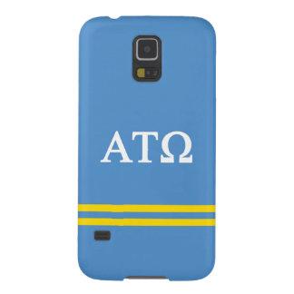 Alpha Tau Omega   Sport Stripe Cases For Galaxy S5