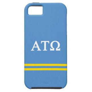 Alpha Tau Omega | Sport Stripe iPhone 5 Case