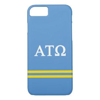 Alpha Tau Omega | Sport Stripe iPhone 7 Case