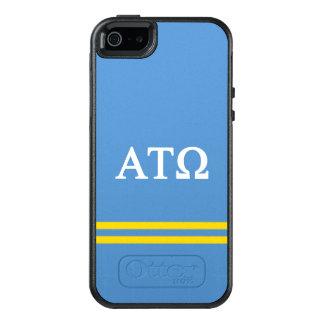 Alpha Tau Omega | Sport Stripe OtterBox iPhone 5/5s/SE Case
