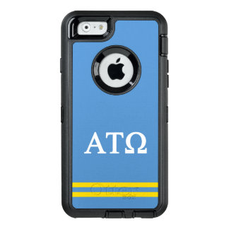 Alpha Tau Omega | Sport Stripe OtterBox iPhone 6/6s Case