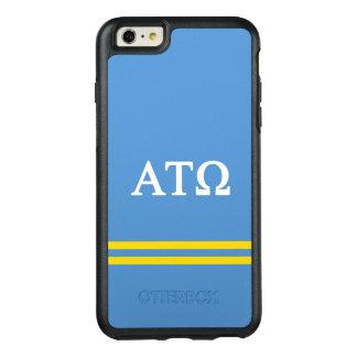 Alpha Tau Omega   Sport Stripe OtterBox iPhone 6/6s Plus Case