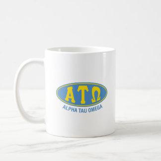 Alpha Tau Omega | Vintage Coffee Mug