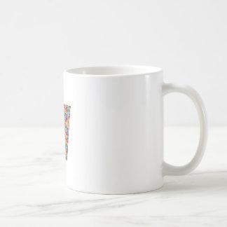 Alpha VVV PPP RRR QQQ Fashion GIFTS Jewel FUN ID Mugs