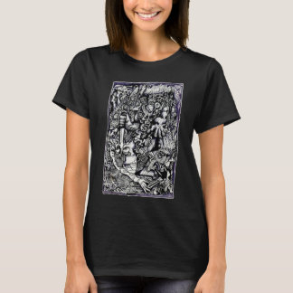 Alpha Warrior, by Brian Benson. T-Shirt