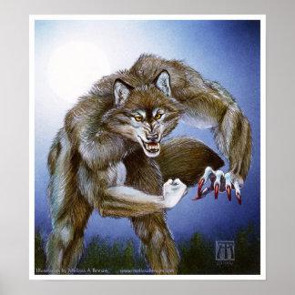 Alpha Werewolf Poster