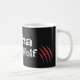 Alpha Wolf - Claw Coffee Mug