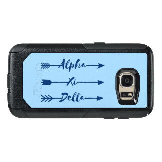 Alpha Xi Delta Arrow OtterBox Samsung Galaxy S7 Case