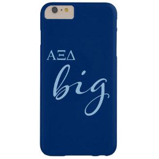 Alpha Xi Delta Big Script Barely There iPhone 6 Plus Case