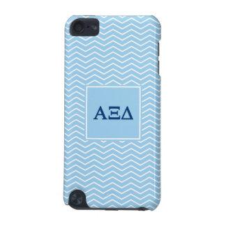 Alpha Xi Delta | Chevron Pattern iPod Touch 5G Cover