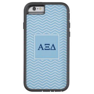 Alpha Xi Delta | Chevron Pattern Tough Xtreme iPhone 6 Case