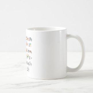 Alphabet Animals - super cute! Coffee Mug