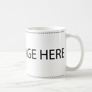 Alphabet Art Coffee Mug